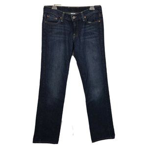 Lucky Women's Sundown Straight 6 28 Denim Jeans